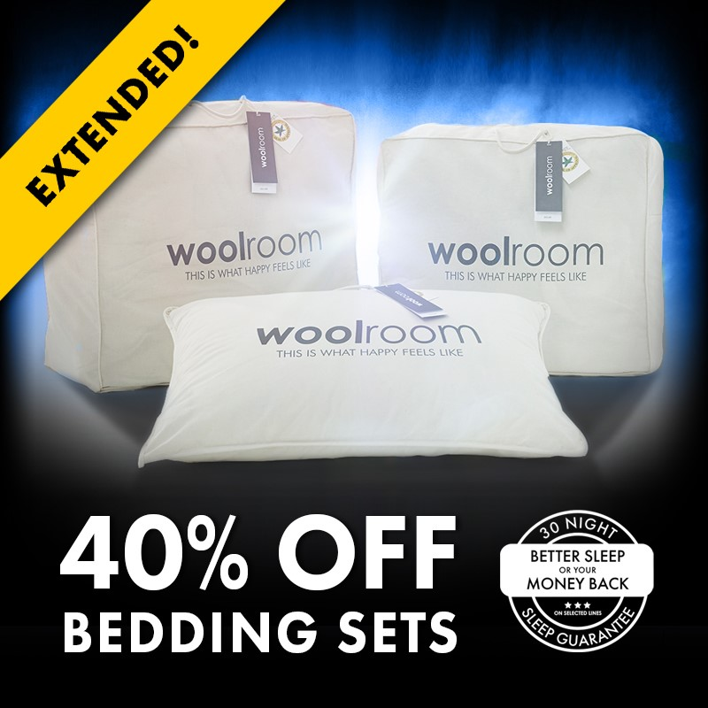 Wool Bedding Sets