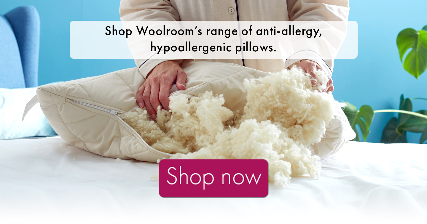 Bedding for Allergy Sufferers