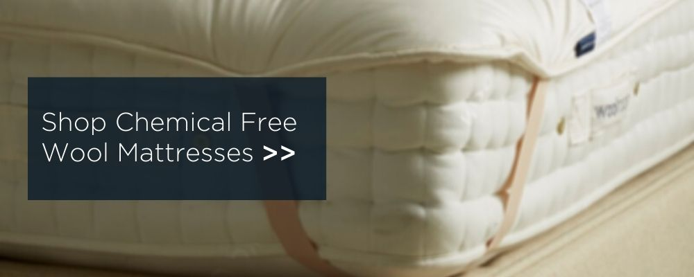 chemical free wool mattresses