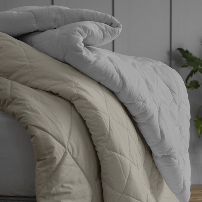 Pure Wool Duvets | Luxury Lightweight