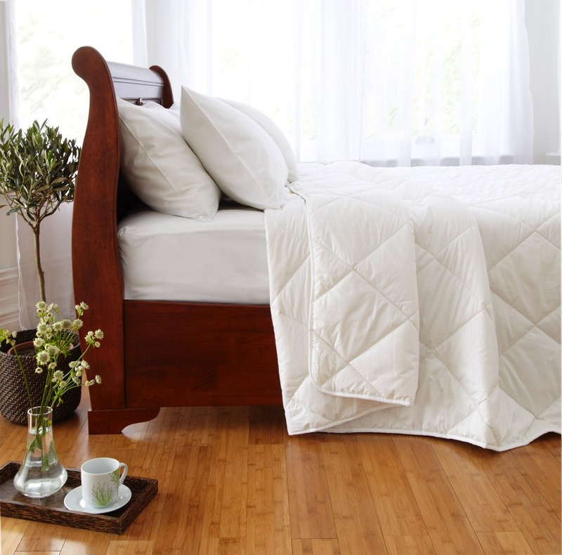 Deluxe Wool Bedding Set - Light