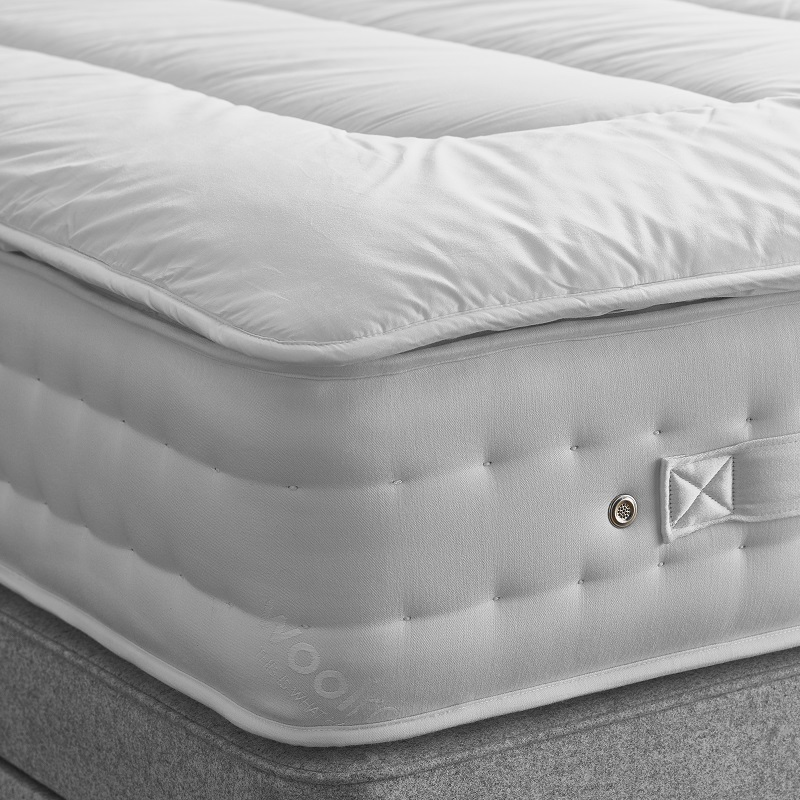 Eu size deluxe wool mattress topper woolroom solutioingenieria Image collections