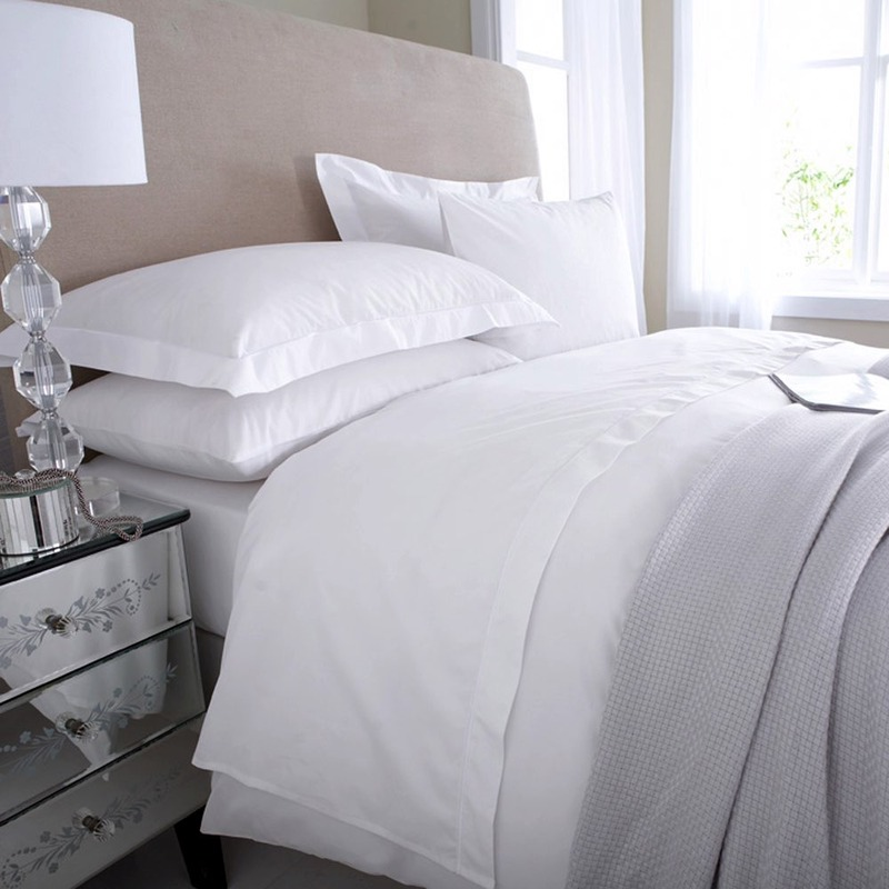 Egyptian Cotton Fitted Sheet - 200 thread