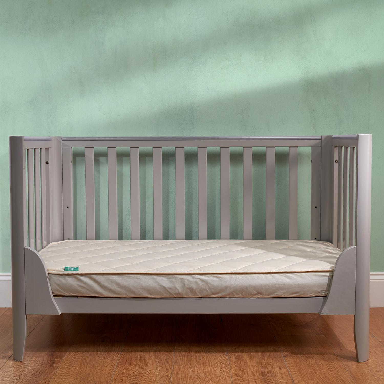British Made Organic Wool Cot Bed Duvet