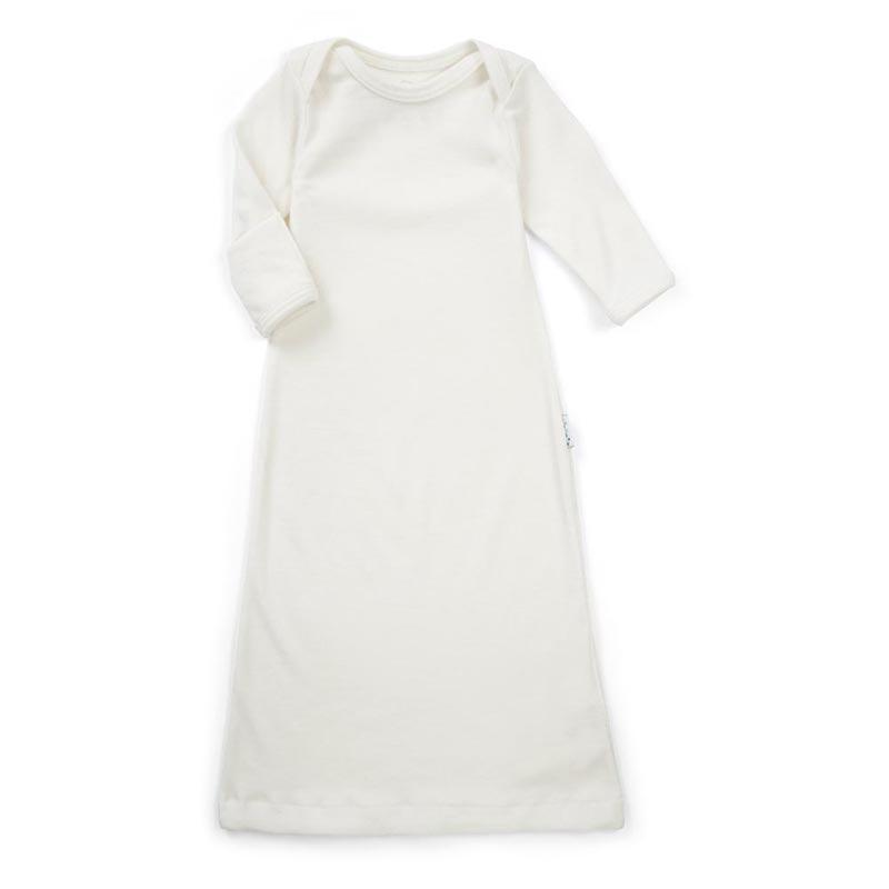 Superlove Merino Baby Sleep Gown 3-12m | woolroom