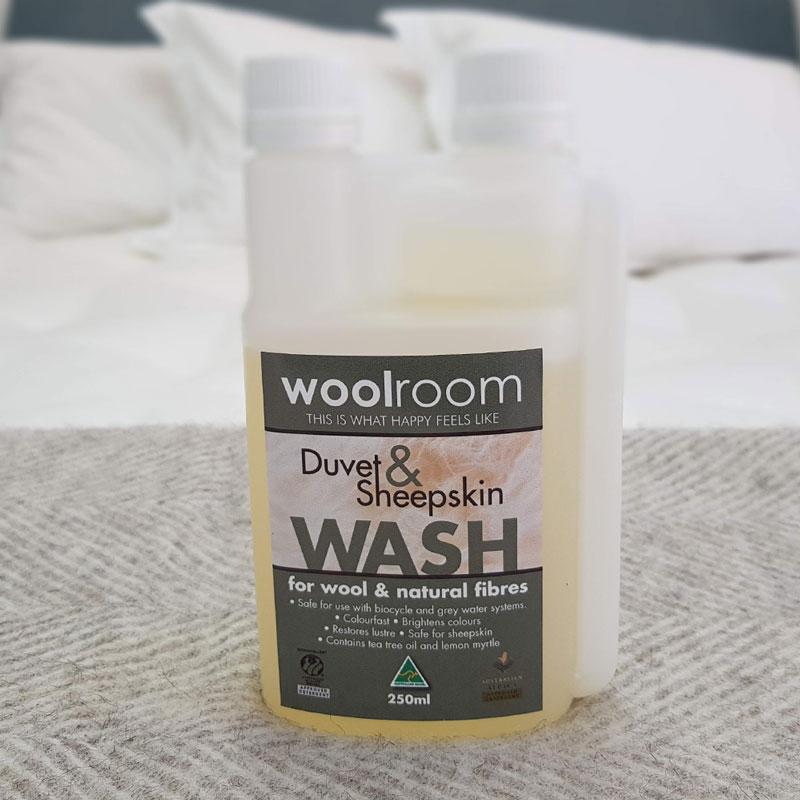 Wool Duvet Wash 250ml