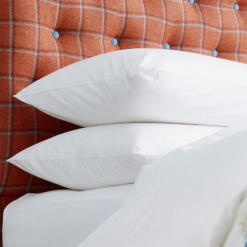 100% Cotton 200TC Percale Pillowcases