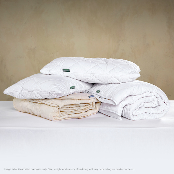Classic Wool Bedding Set - Warm