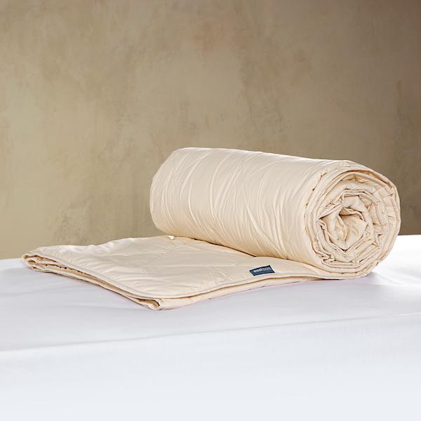 Single Duvet, 100% Sheep Wool, Natural