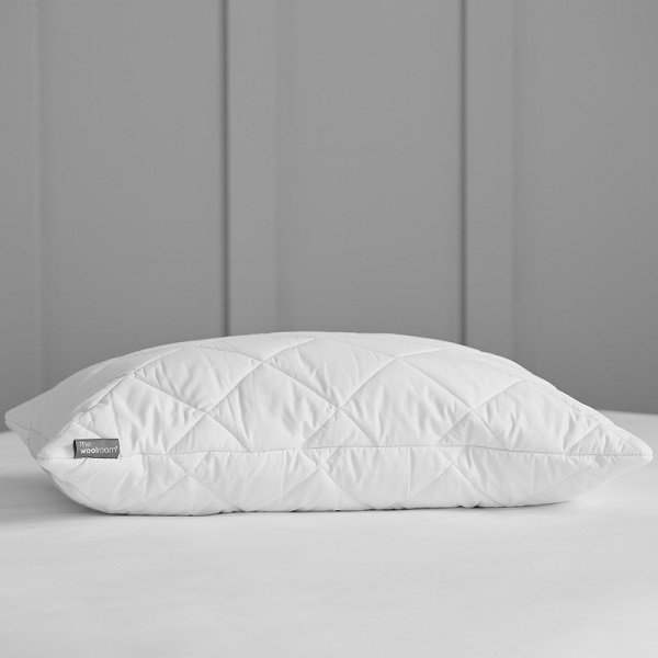 Natural, Hypoallergenic <br> Wool Pillows