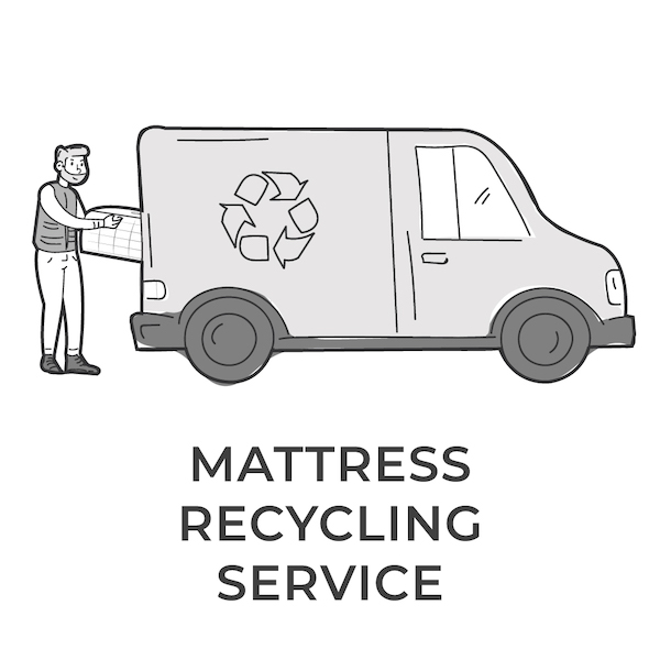 Removal & Recycle Service for Beds and Mattresses