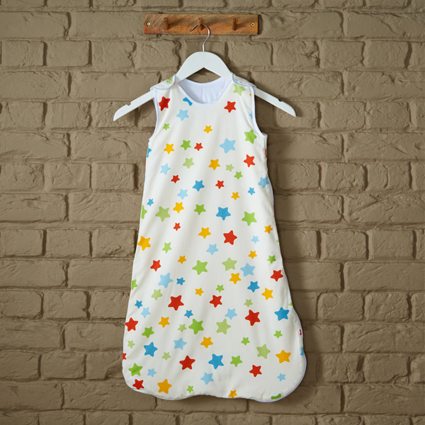 Starry Nights Baby Wool Sleeping Bag