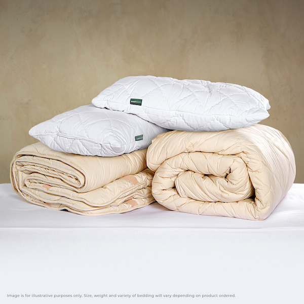 Custom Bedding Set Builder