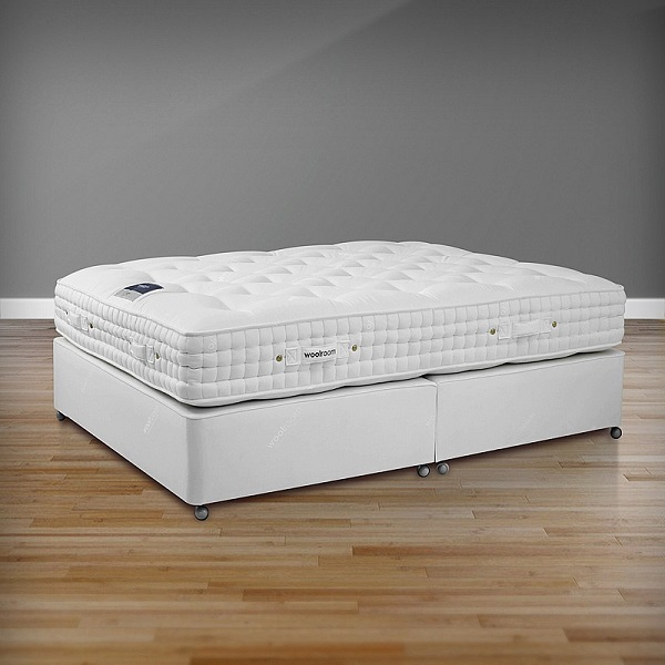 SLIGHT SECONDS: Oxford 9000 King Firm Tension Mattress