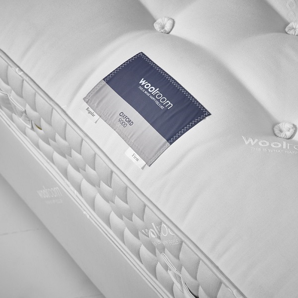 CLEARANCE: Oxford 9000 Superking 180x200cm Firm Mattress