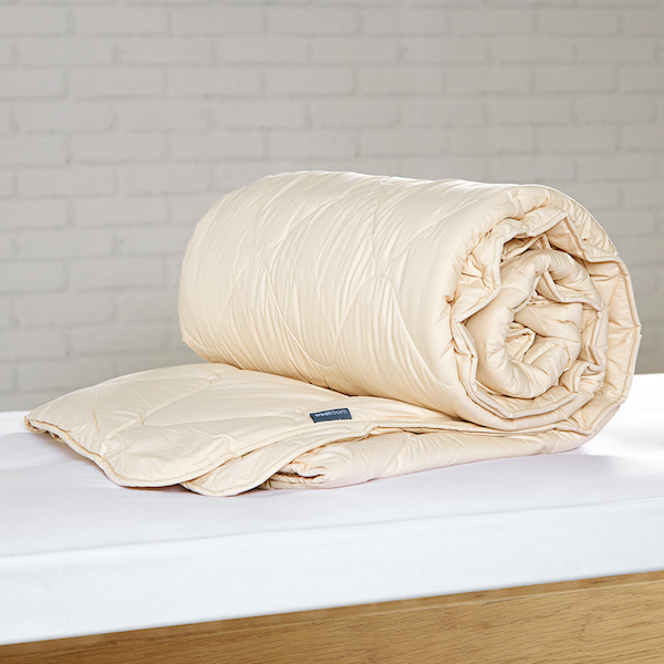 Deluxe Washable Wool Comforter - Warm