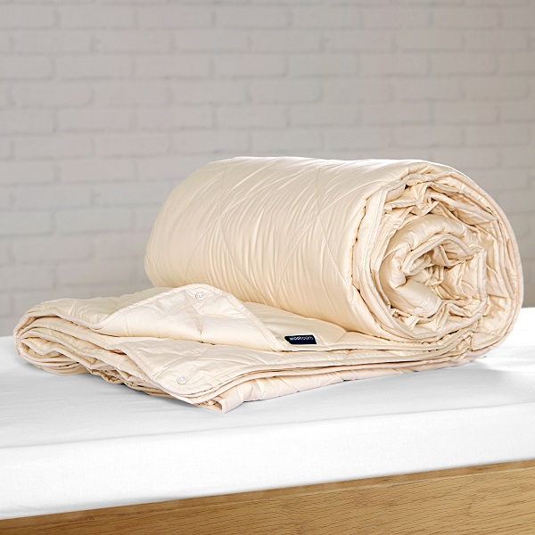 Luxury Organic Comforter - All Season