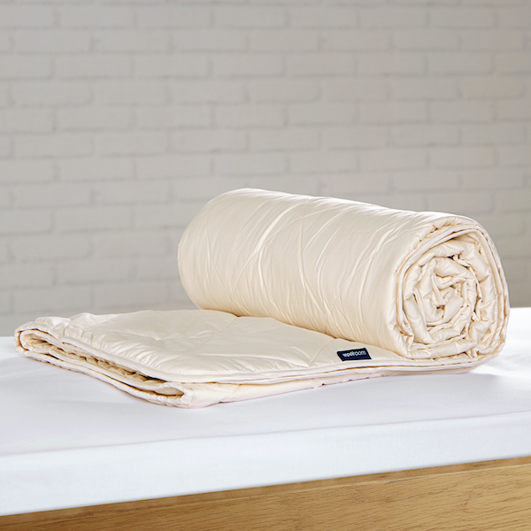 Luxury Organic Comforter - Light