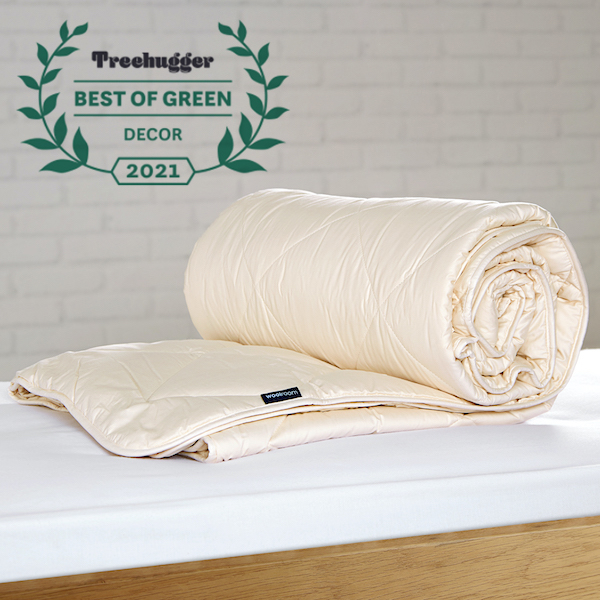 Luxury Organic Comforter - Medium