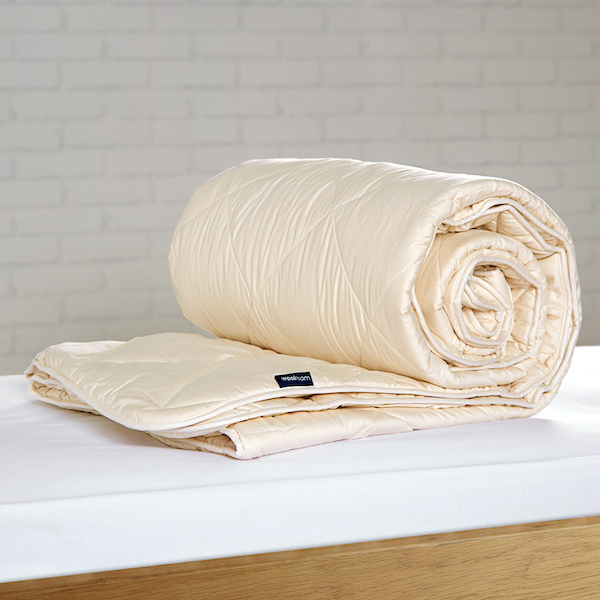 Luxury Organic Comforter - Warm