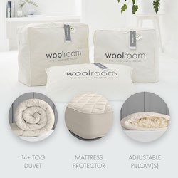 Deluxe Washable Bedding Set - Super Warm