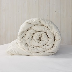 Luxury Alpaca Organic Duvet - All Season