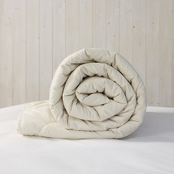 Luxury Alpaca Organic Duvet - Medium