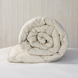 Luxury Alpaca Organic Duvet - Warm