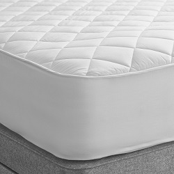 US Size Deluxe Wool Mattress Protector