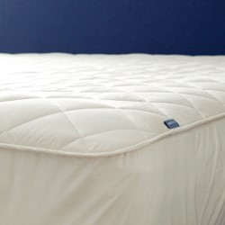CLEARANCE - EU Size Deluxe Washable Wool Mattress Protector