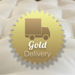 Gold Delivery Service (Beds & Mattresses)