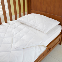 Wool Baby Bedding Set
