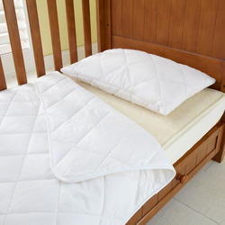Luxury Wool Baby Bedding Set
