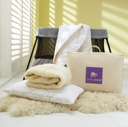 Wool Bedding Travel Pack Two