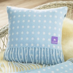 Merino Wool Baby Cushion, Baby Spot