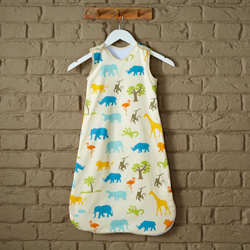 Babywool Jungle Friends Sleeping Bag