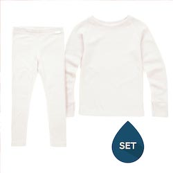 Superlove 100% Merino Kids Base Layer Set 4-5y