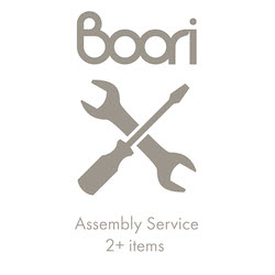 Boori Assembly Charge - 2 Items Or More