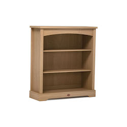 Boori Universal Bookcase Hutch - Almond