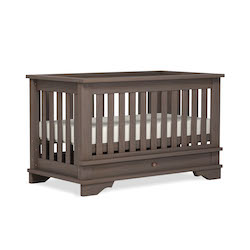 Boori Eton Convertible Plus Cot Bed - Mocha