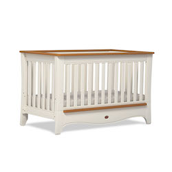Boori Provence Convertible Plus Cot Bed - Ivory & Honey