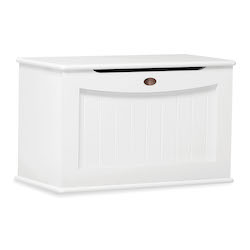 Boori Universal Toy Box** - White