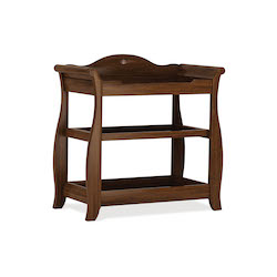 Boori Universal Sleigh 3 Tier changer - English Oak