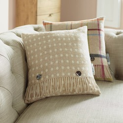 Cushion-Natural Spot Cushion