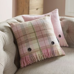 Cushion-Pink Huntingtower Cushion