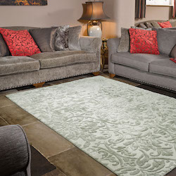 Mayfair Wool Rug - Dorchester Grey
