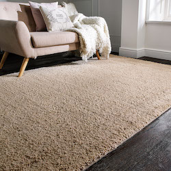 Sherwood Plains Wool Rug - Darwin Natural