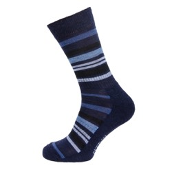 Mens Multi stripe Navy base, dark blue UK 7-11