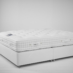 SLIGHT SECONDS: Oxford 9000 Superking 180x200cm Regular Mattress Zip & Link