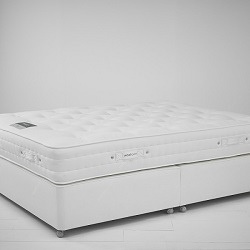 SLIGHT SECONDS: Exmoor 1000 Double 135x190cm Mattress Regular Tension